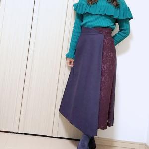 冬に重宝するアイテム☆ロングスカートでお上品なコンサバフェミニンコーデ