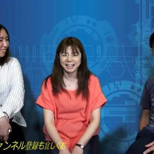 ★【生放送】アーカイブ追加♪川上清美さん ヾ(*´∀`*)ノ