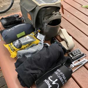 RSA SUN BAGS のフロントバックを見沼で試しました。