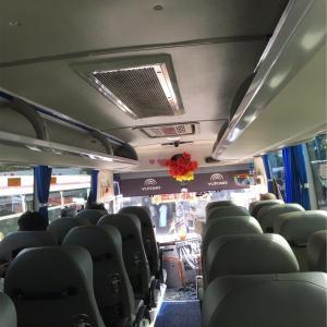 スリランカ旅行⑦高速バス移動