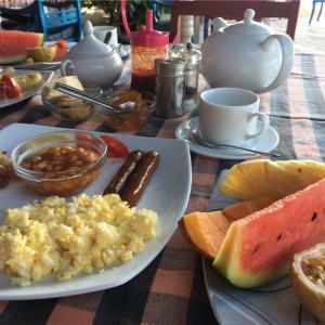 スリランカ個人旅行⑨ヒッカドゥワでの食事