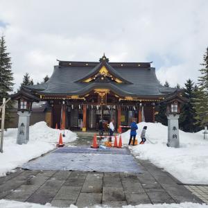 北海道えぞみくじが可愛い。美瑛神社と美瑛選果