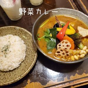 やっぱサムライ【Rojiura Curry SAMURAI】@ 西野店