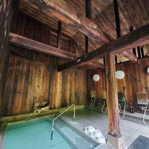 ニセコで温泉♨五色温泉旅館