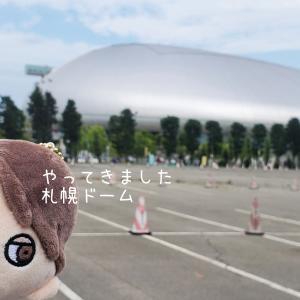 無料月間の3連発~札幌ドーム・時計台・豊平館~