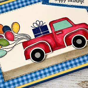 息子への誕生日カード
