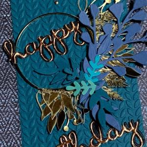 幼なじみへの誕生日カード