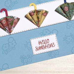 傘のカード