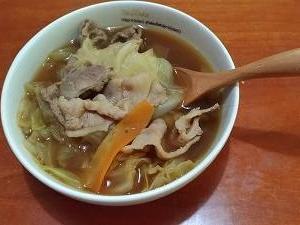 糖質オフの食事レシピ 内臓脂肪を燃やして痩せる!糖質20g以下のスープ!