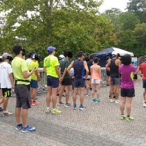 秋のマラソン大会 連続ラン挑戦351日目
