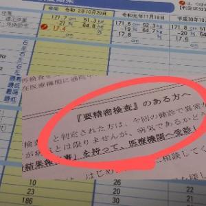もう遅い召集令状【要精密検査】 連続ラン挑戦776日目