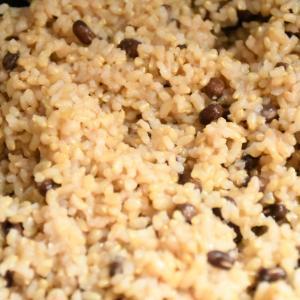 発酵玄米作りました。1日目、すでに美味しい。オンラインパーソナルも張り切ってます。
