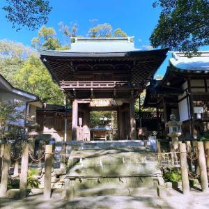 ご縁を頂いて、織幡宮の兄弟の神社に伺いました。〜金印が見つかった志賀島の志賀海神社〜