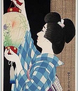 日本画がわからなくても入りやすい。画家 伊藤深水はあの女優さんのお父さん♡