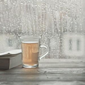 福岡は雨☔️ 雨の日は体調が変わりやすい。