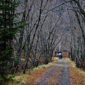 初冬の奥白根山へ