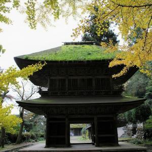 秋彩の広徳寺