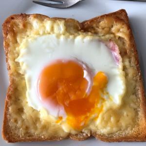 少し手間をかけて朝ごはんを作ってみました