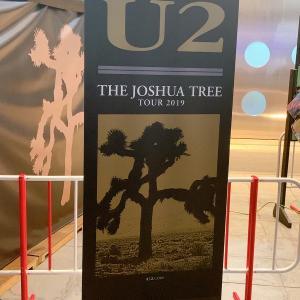 【ライブレポ】Joshua Tree Tour 2019(1日目)/U2
