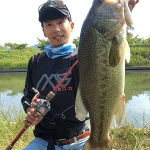 倉敷川で最も釣れるクランク?