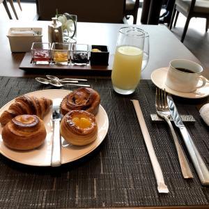 ホテルオークラ東京で 朝食を! 新しいホテルはどうだった?