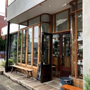オニバスコーヒー八雲店 焙煎所併設の駒沢通り沿いのカフェ