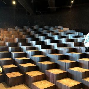表参道 GYRE(ジャイル)FOOD uni テラス席が素晴らしいカフェ