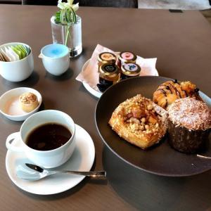 フォーシーズンズホテル東京大手町 ザ・ラウンジ 朝食のレビュー