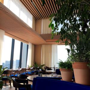 虎ノ門エディションホテル 朝食のレビュー