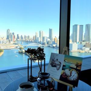 メズム東京 オートグラフコレクション 朝食とラウンジの訪問レビュー