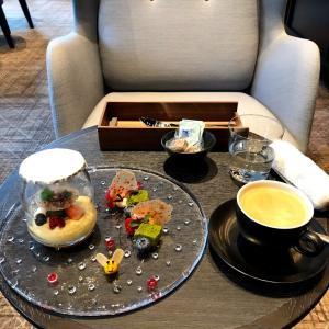 ACホテル  東京銀座 ラウンジでお茶タイム !メニューは?サービス料は?訪問レビュー