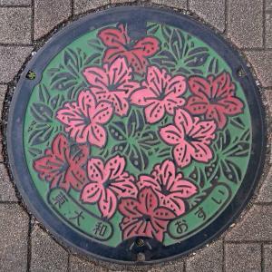 東京都東大和市のマンホール