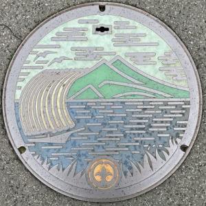 茨城県土浦市のマンホール