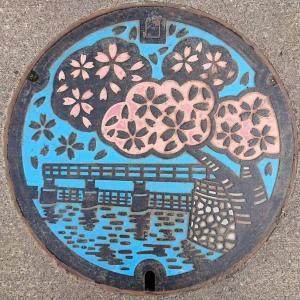 東京都羽村市のマンホール
