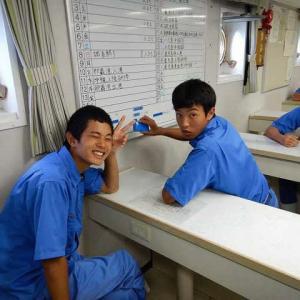 遠洋航海実習 12月9日