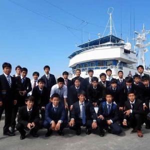 遠洋航海実習 12月10日