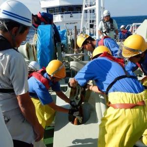 遠洋航海実習の写真を紹介8