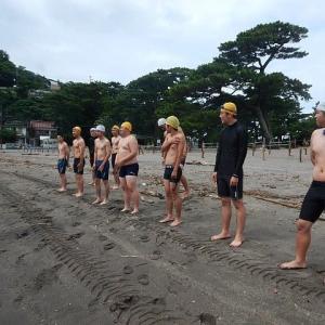 水泳訓練 その4(遠泳)