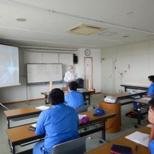 第1級海上特殊無線講習の開始