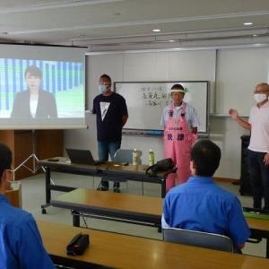 長兼丸・長谷川さんの講演