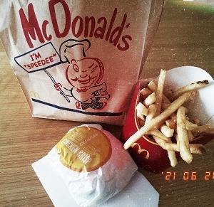 マクドナルドのセットが半額にできた件