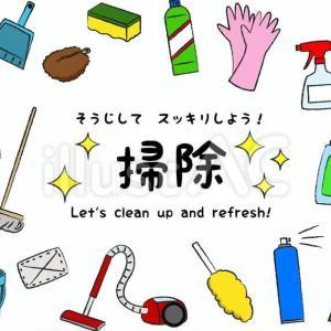 どうしようもない掃除の話
