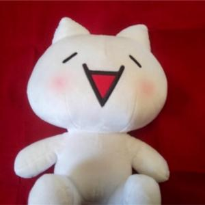 大人気『モナーぬいぐるみ』が日本国内だけでなく海外にも売れています!!