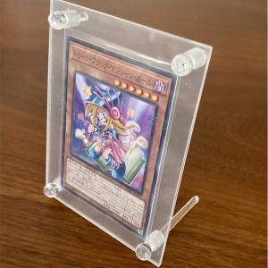 【遊戯王】100円ショップ Seria(セリア)のフォトフレームで遊戯王OCGカードを飾ろう【デュエルモンスターズ】