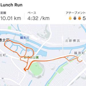 5月の走行距離は303kmでした