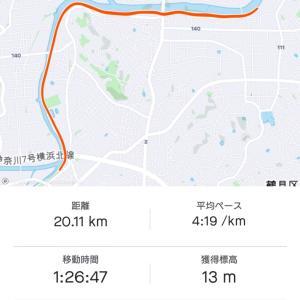 横浜月例マラソン