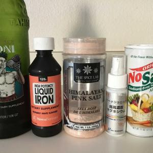回復食と反省