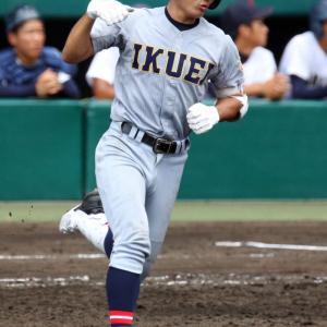 4位に慶大の『打てる捕手』郡司裕也…仙台育英で甲子園準V インサイドワークに定評