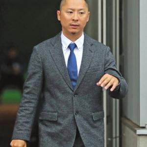「正式に受けました」田島と谷元 減額制限の25%を超える大幅ダウン