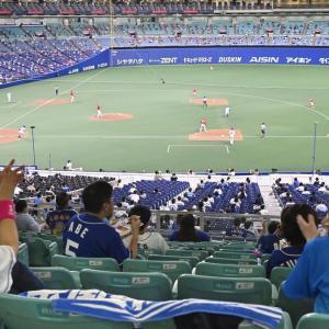 観客2000人以下なのに警備費ケチって開放席を減らしたせいでめっちゃ密になってしまう
